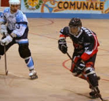 Speciale giornata non-stop di hockey inline sul campo dei Pattinatori Sambenedettesi