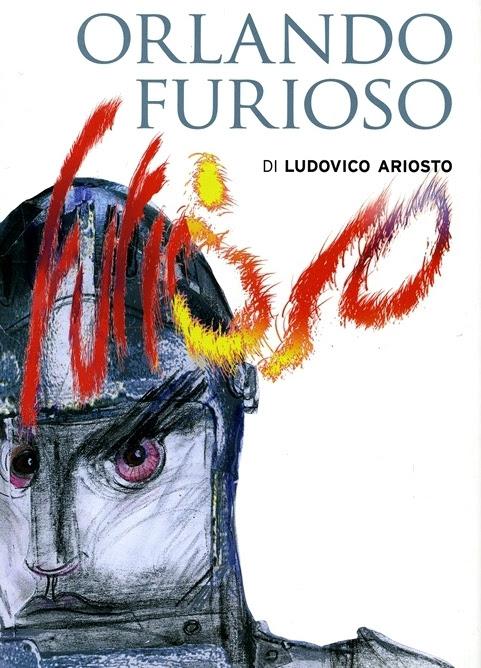 "Vincenzo Di Bonaventura in ""Orlando furioso"" al Teatro dell'Arancio"
