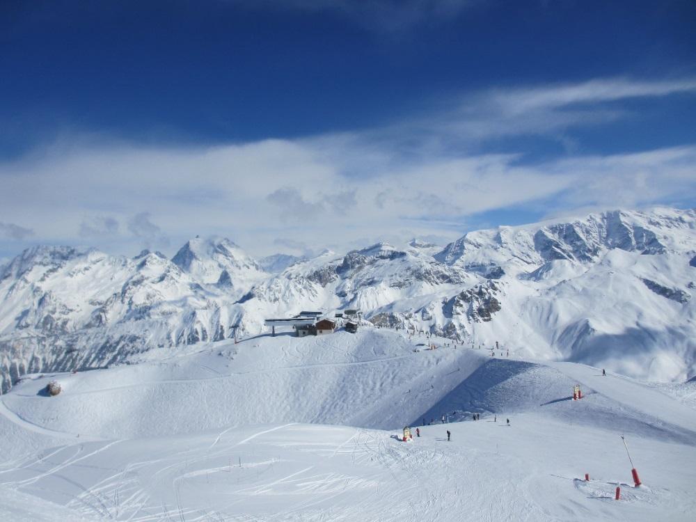 Passione sci: Hotel Les Chalets e le 3 Vallées