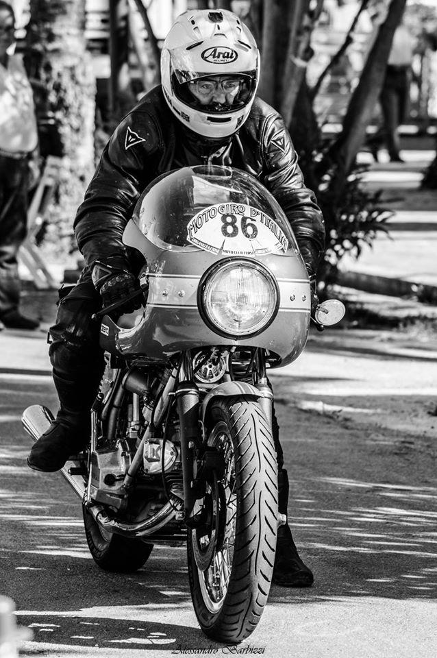 Rievocazione Storica del Motogiro d'Italia