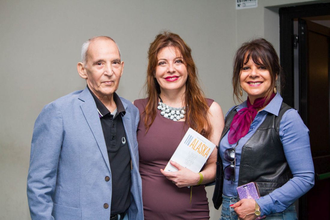 """Raffaella Milandri, """"In Alaska"""": alto gradimento e successo di pubblico all'auditorium"""