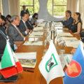 Visita ambasciatori Asean in Italia