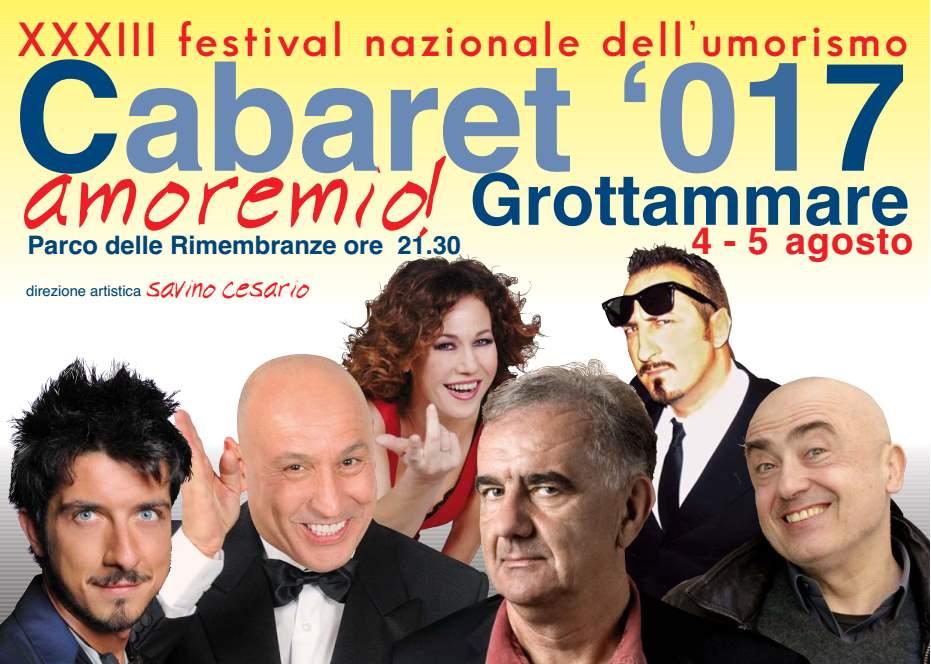 """Pronti per """"Cabaret Amoremio!"""""""