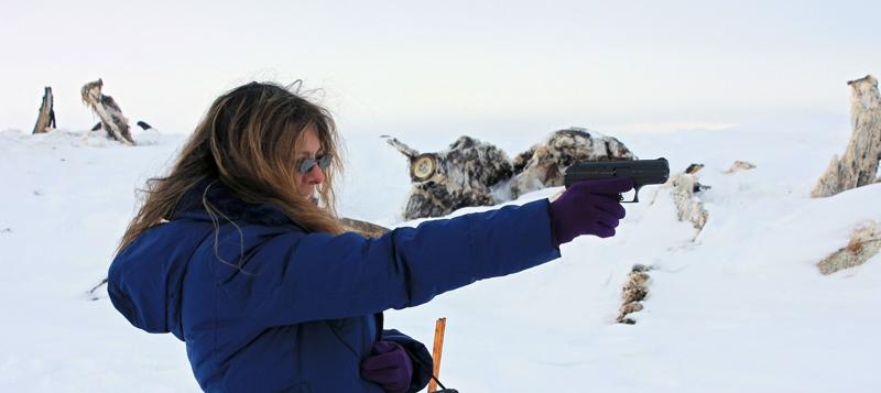 In Alaska con Raffaella Milandri: intervista