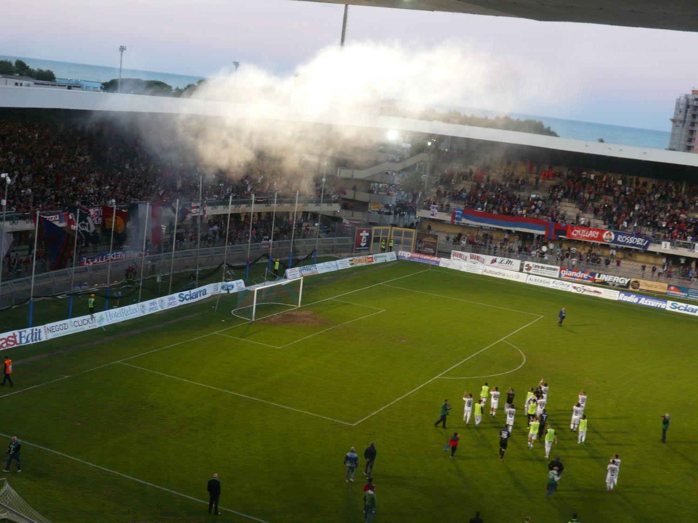 Playoff, Samb Lecce 1 a 1