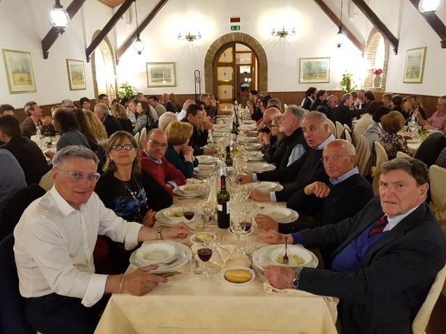 Cena sociale di fine stagione per lo Sci Club Senigallia