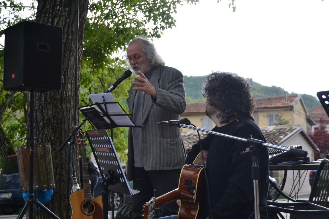 Festa di primavera a Montegallo