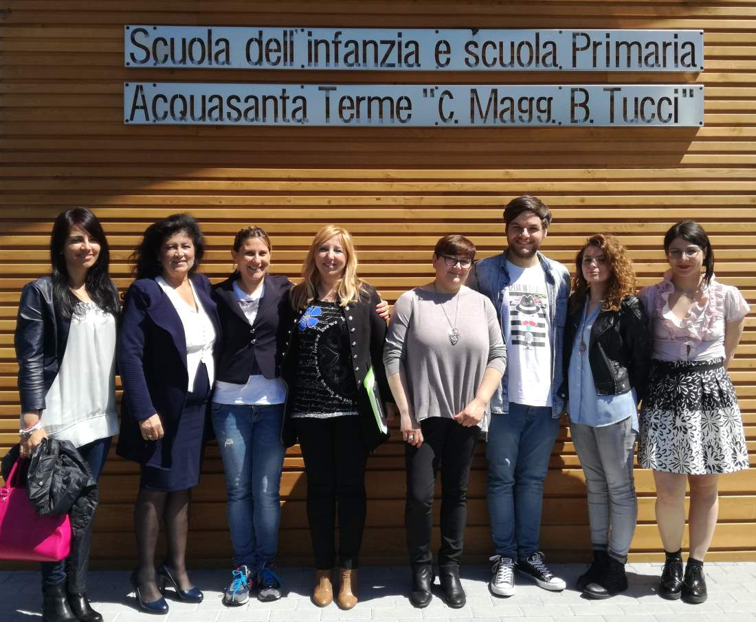 Scuola di Acquasanta Terme, i bambini vanno a teatro con l'inglese