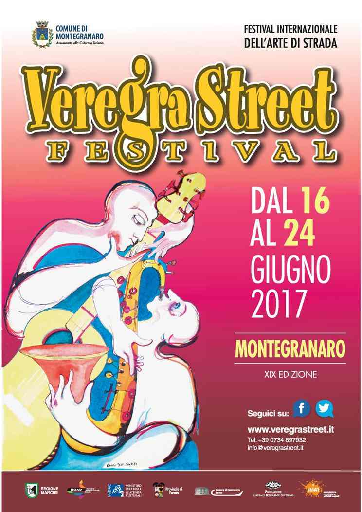 La seconda spettacolare parte del Veregra Street Festival