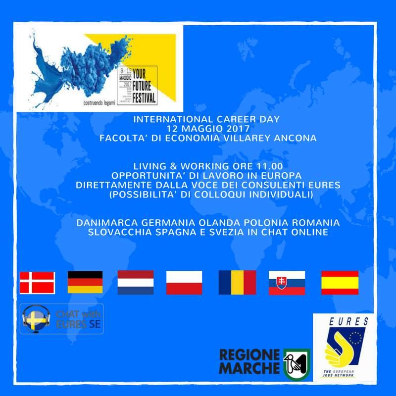 International Career Day ad Ancona