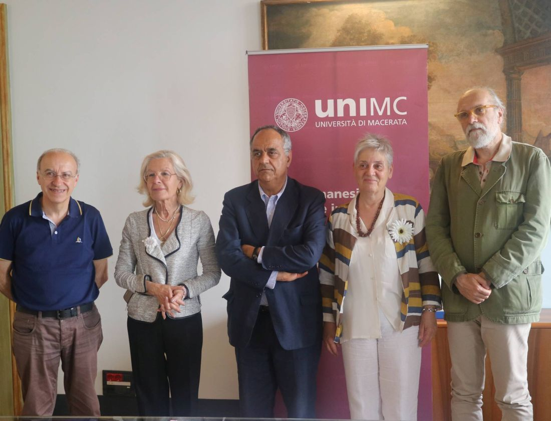 Accordo tra UniMc e l'Archivio storico tipolitografia Bellabarba di San Severino