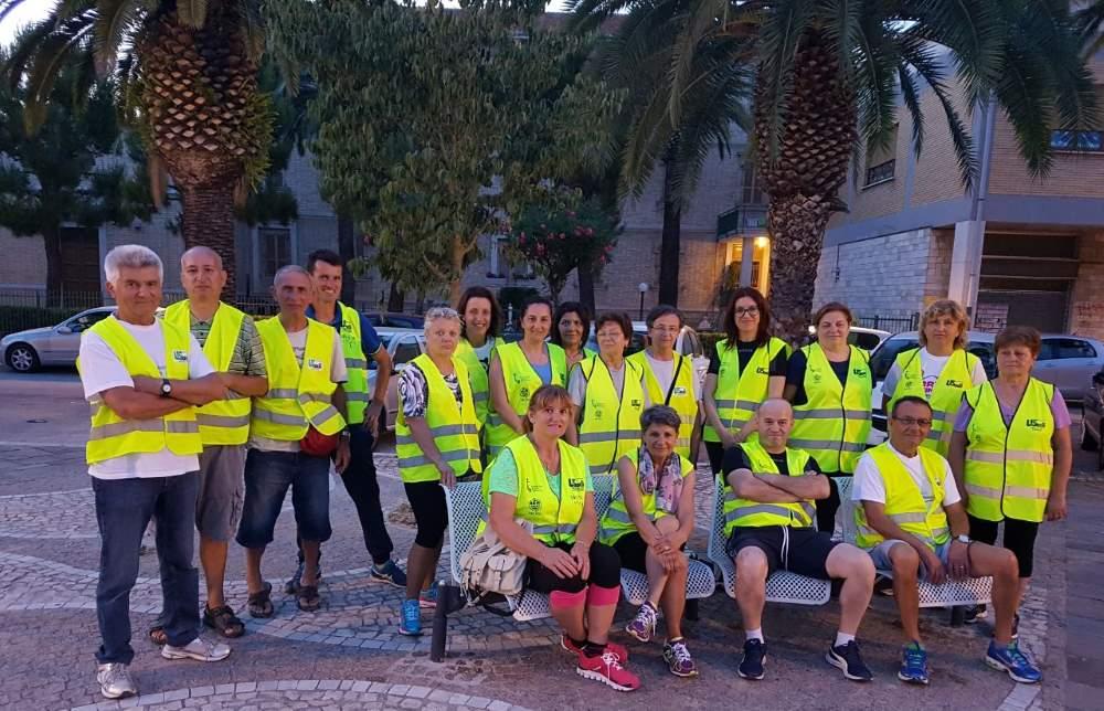 """""""Salute in cammino"""" fa tappa a Porto d'Ascoli"""