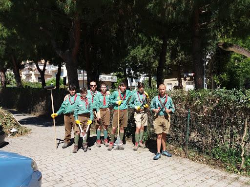 """Gli scout tornano al parco """"Karol Wojtila"""""""