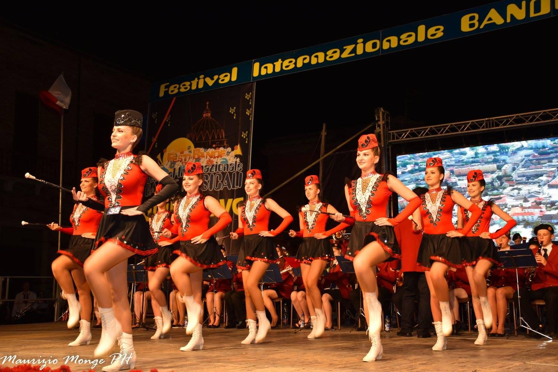Clarissa Leone Madrina del 18esimo Festival di Bande Musicali
