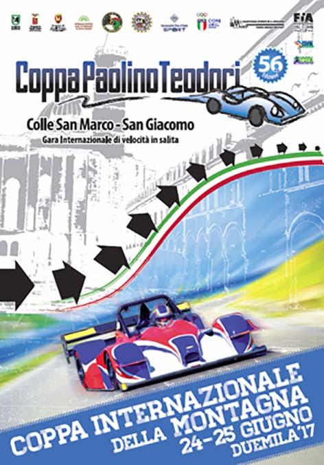Automobilismo, 56ma Coppa Teodori: iscrizioni vicine alla chiusura