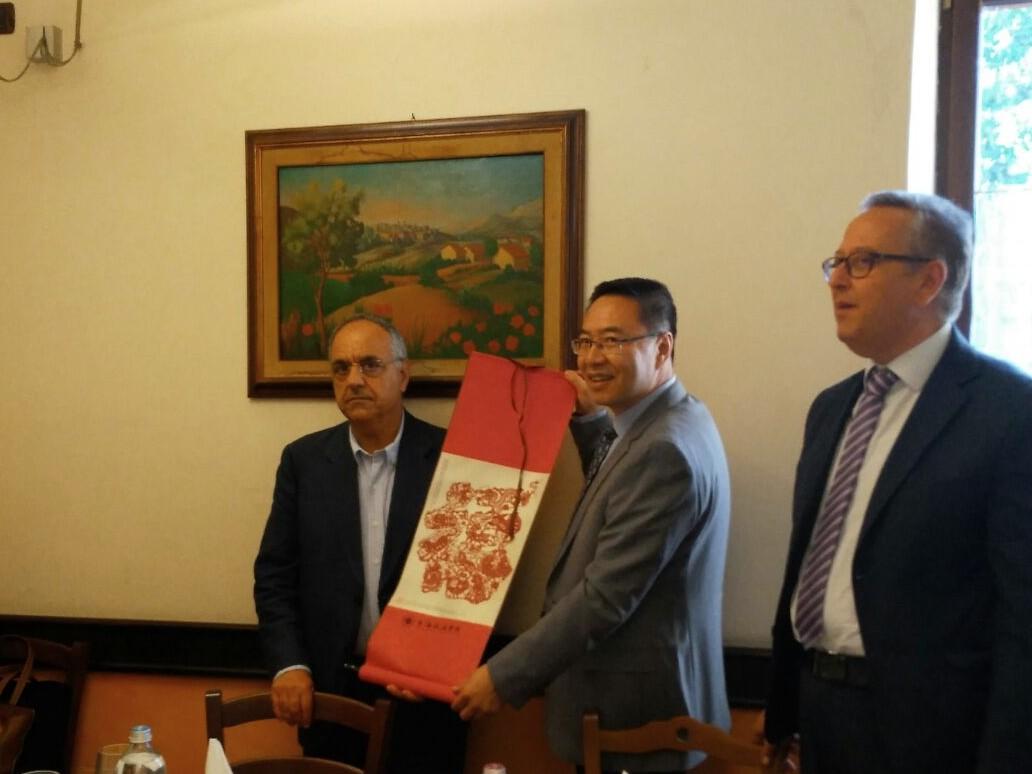 UniMc, nuovo accordo in vista con la Cina