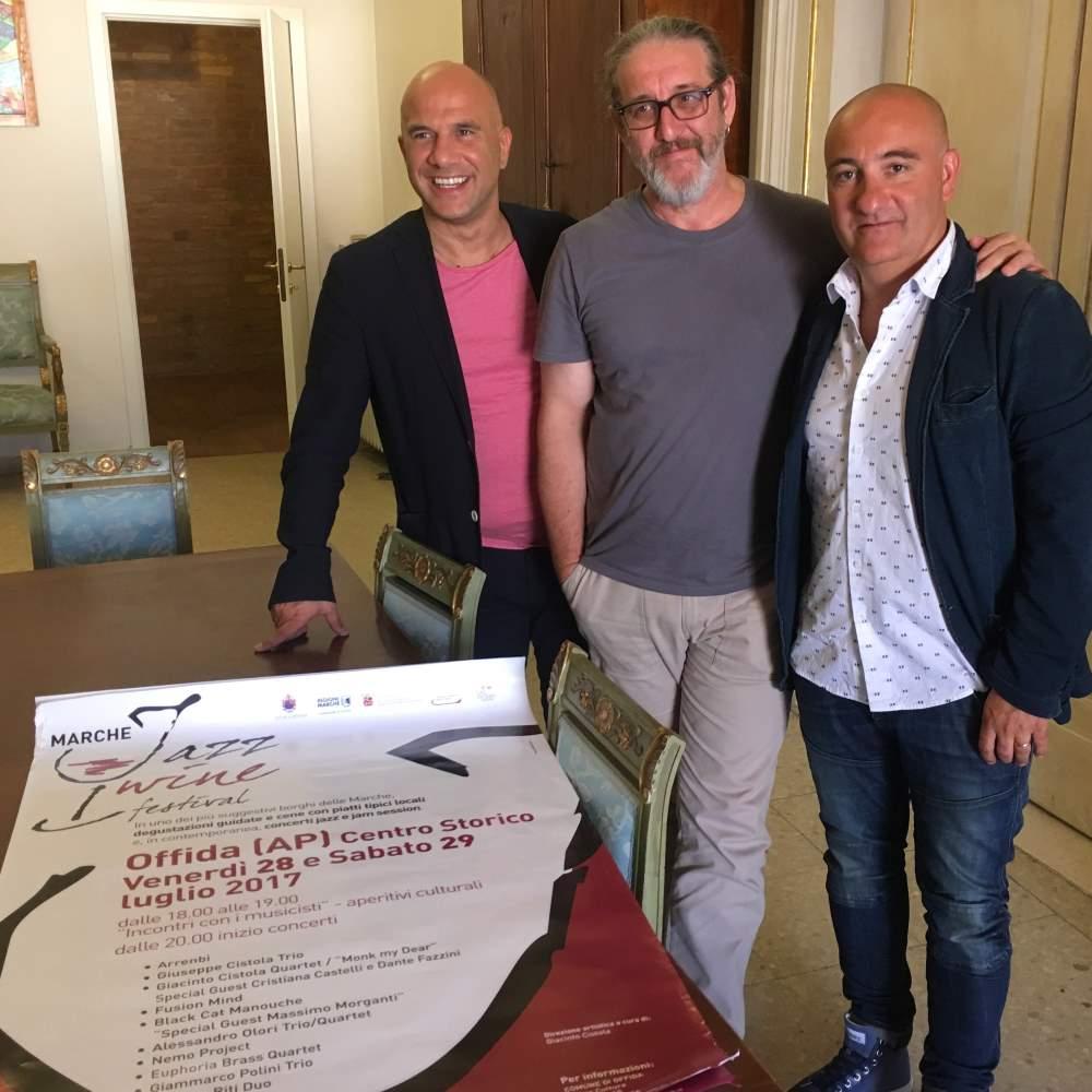 Marche Jazz Wine Festival a Offida