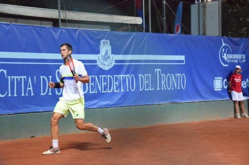 San Benedetto Tennis Cup, sarà Berrettini vs Djere per il trono del Maggioni