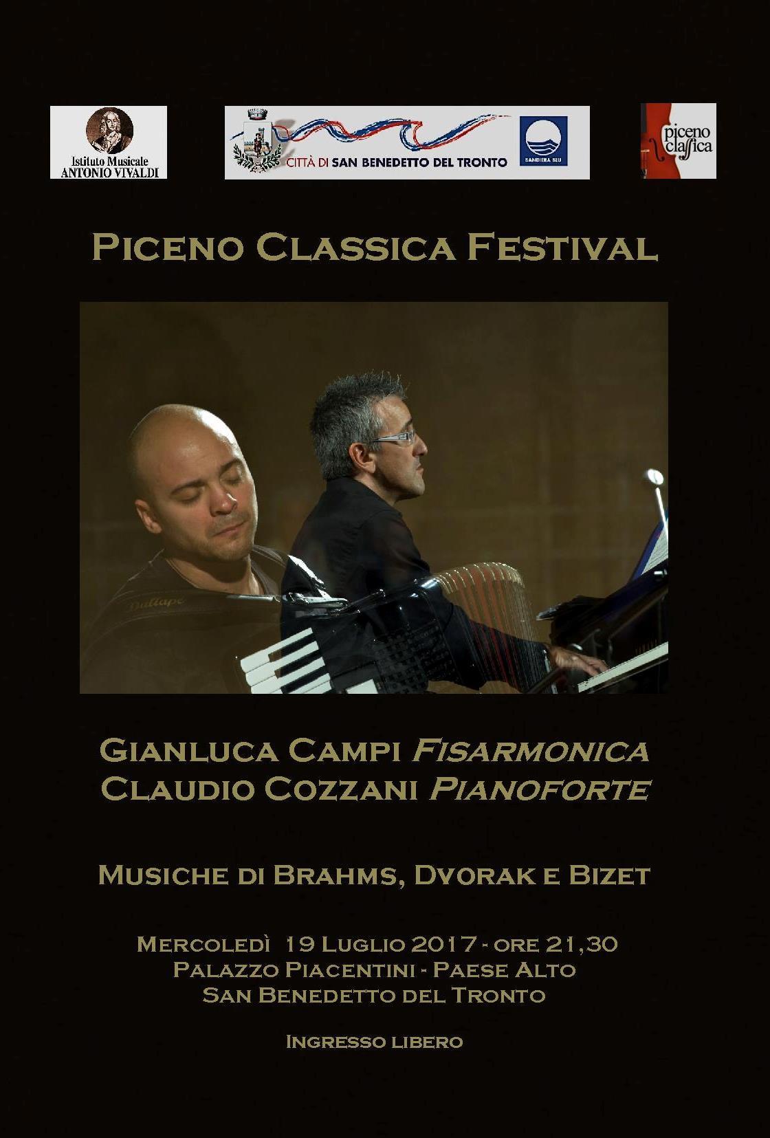 """Prosegue con grande successo di pubblico e di critica la rassegna concertistica """"Piceno Classica"""""""