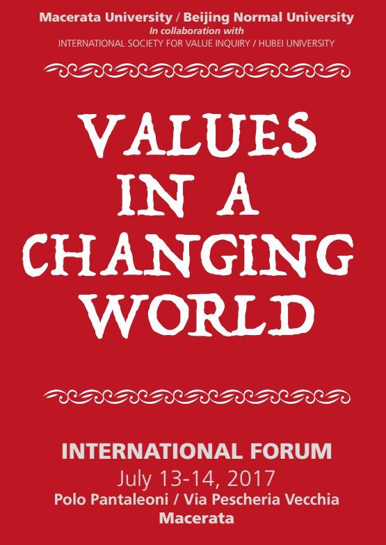 UniMc, 60 studiosi da tutto il mondoa confronto sul cambiamento dei valori