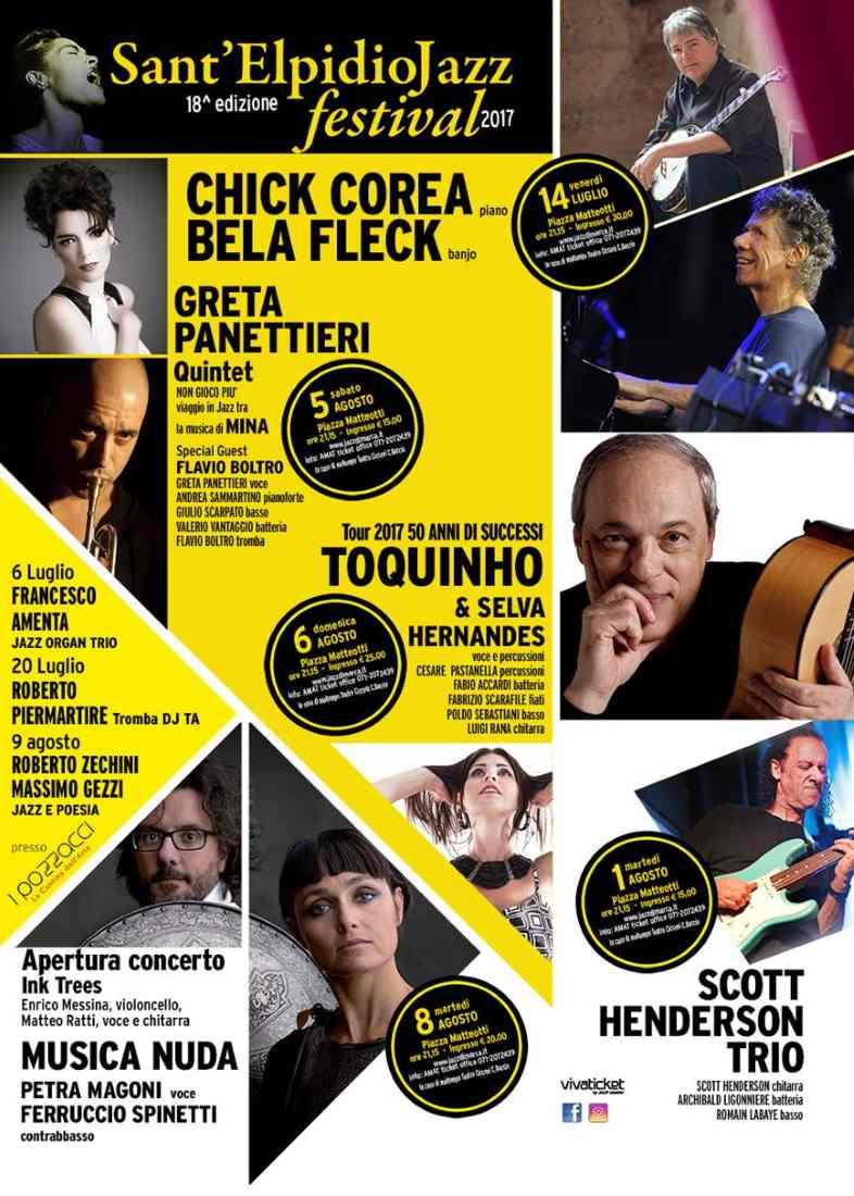 Jazz di Marca al Sant'Elpidio Jazz Festival