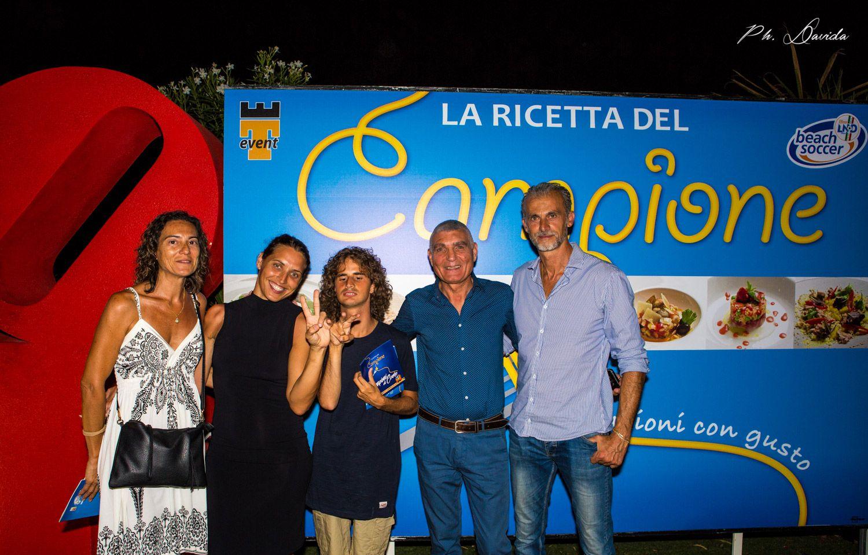 """""""Campioni di Cuore!"""" con Patrizio Oliva ai fornelli per solidarietà"""