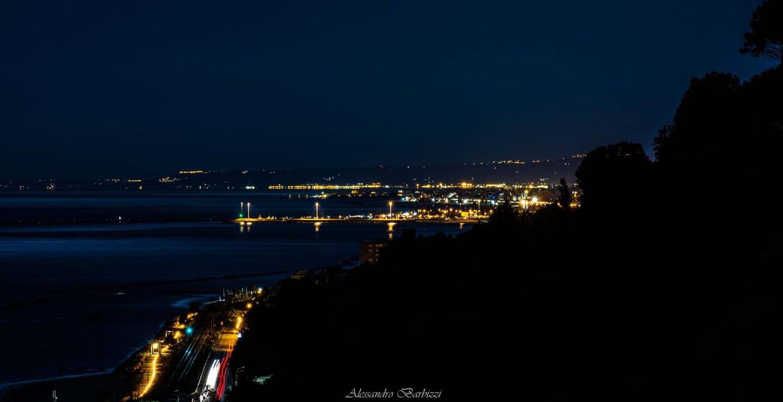 Riviera, i colori della notte