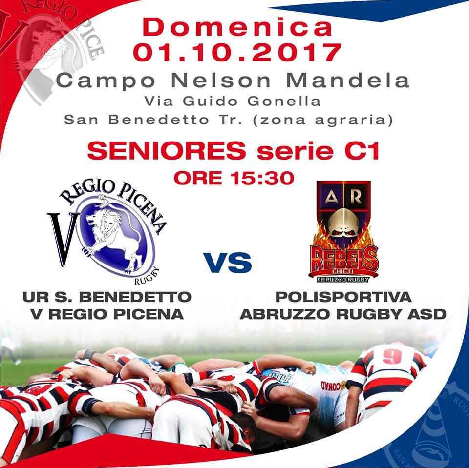 A tutto rugby con l'Open Sunday dell'Unione Rugby San Benedetto