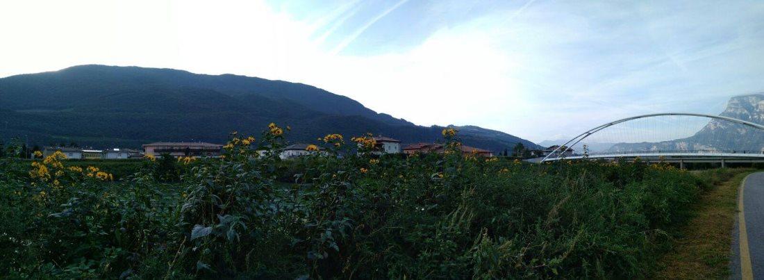 Vienna Cammarota è arrivata a Trento