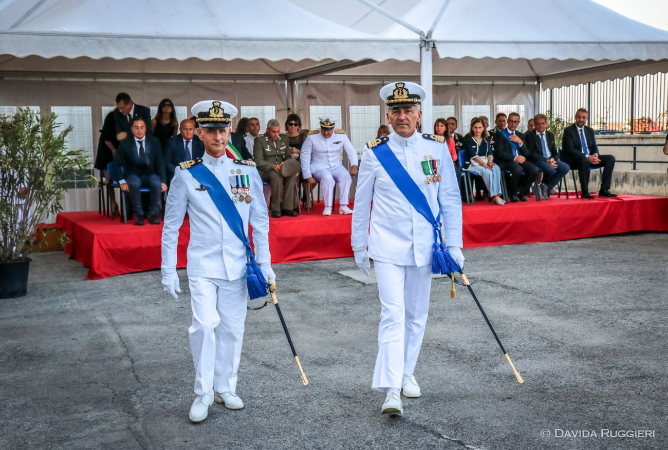 Capitaneria di Porto, il C.f. (Cp) Alessio Morelli è il nuovo comandante