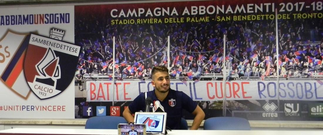 Reggiana – Samb 0 a 2