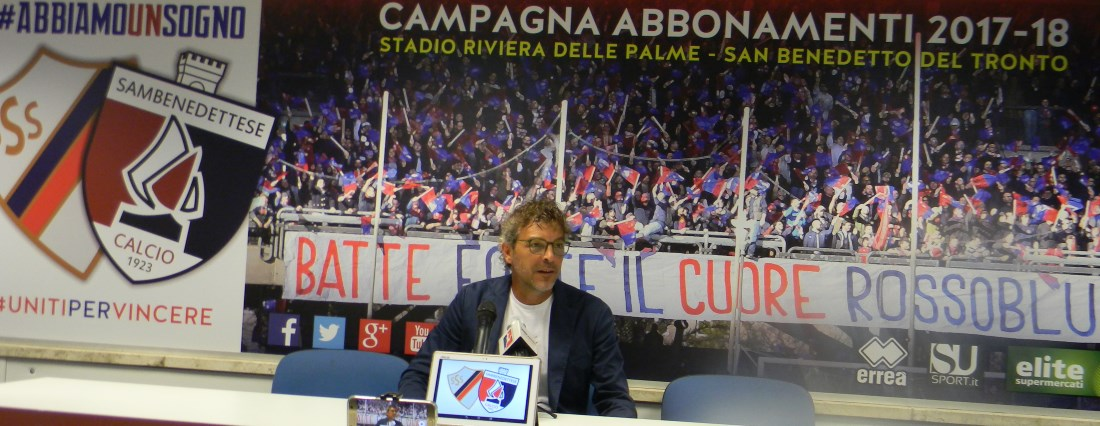 Gubbio – Samb: i convocati