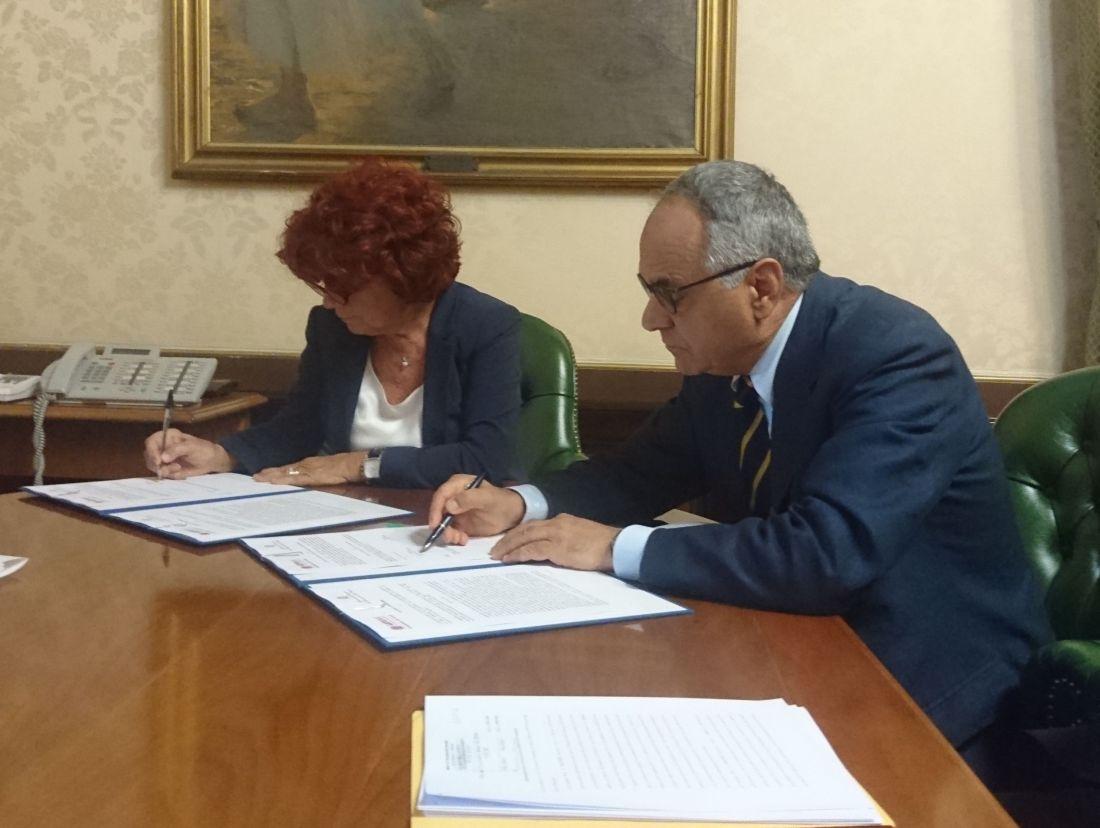 Firmato l'accordo di programma tra UniMc e Miur