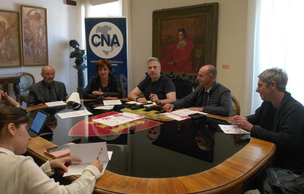 Cna, Fashion weekend ad Ascoli