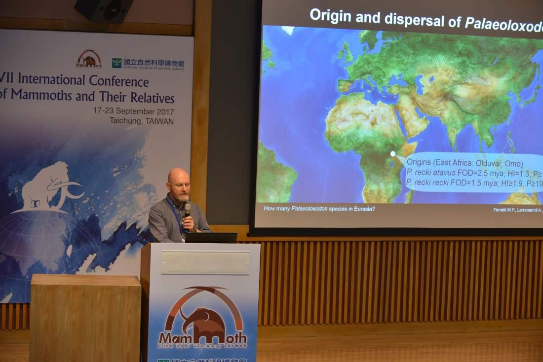 Docente UniCam relatore alla Conferenza Internazionale sui Mammuth in corso a Taiwan