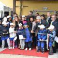Inaugurata la scuola di Arquata