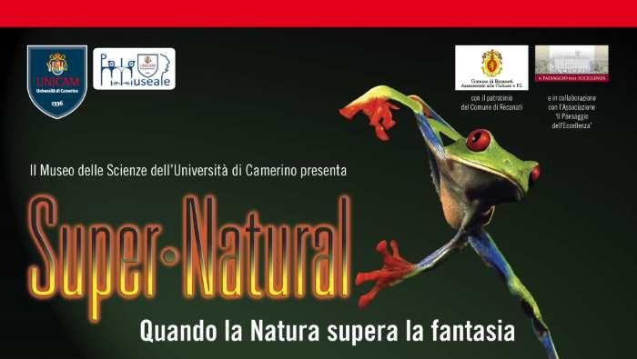"""""""Super Natural, quando la realtà supera la fantasia!"""" a Civitanova Marche"""