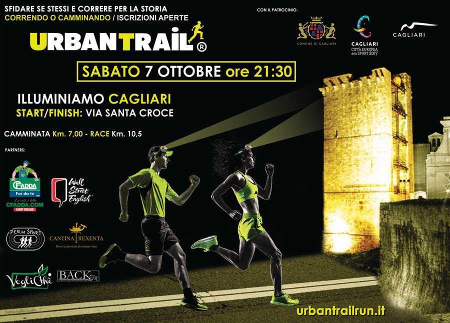 24 ore al Cagliari Urban Trail