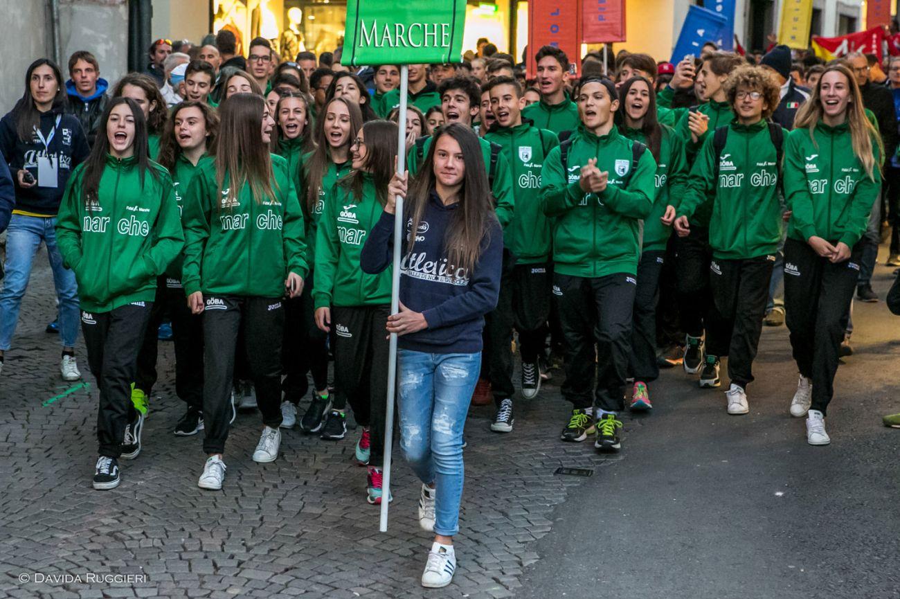 Atletica, Le Marche a Cles per i tricolori cadetti