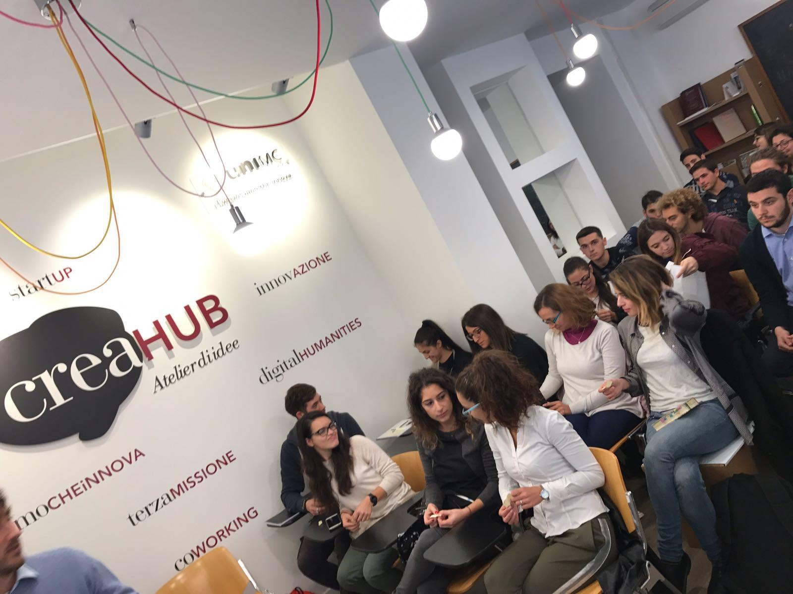 UniMc, studenti a caccia di idee imprenditoriali