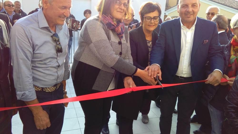 Inaugurata la nuova sede della Cia di Fermo