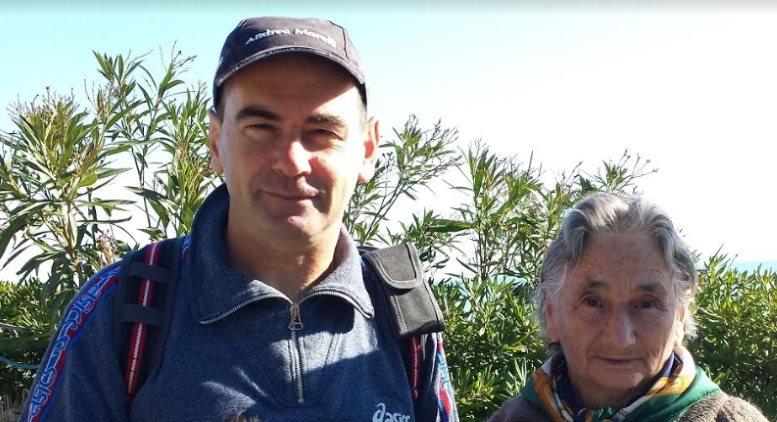 Ritorno ad Arquata: Vittorio Camacci pronto a incatenarsi per protesta