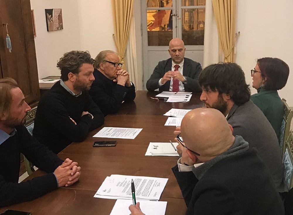 Il diplomatico Mercolini Tinelli a Offida