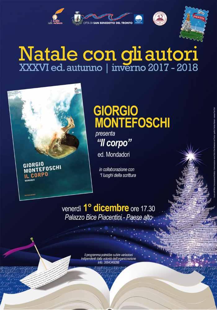 """Giorgio Montefoschi, """"Il Corpo"""""""