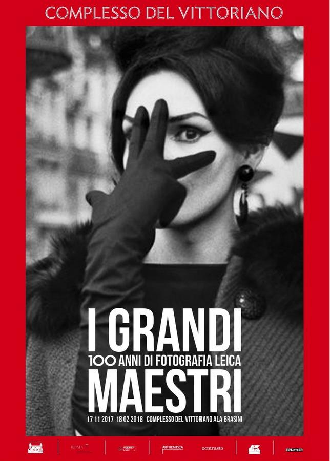 100 anni di fotografia Leica: i Grandi Maestri in mostra a Roma