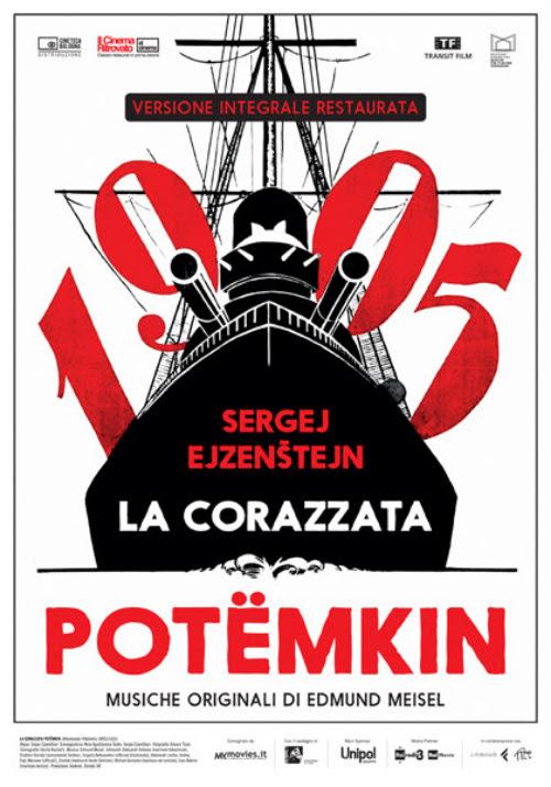 """Ejzenstein, """"La corazzata Potemkin"""" a Cupra"""