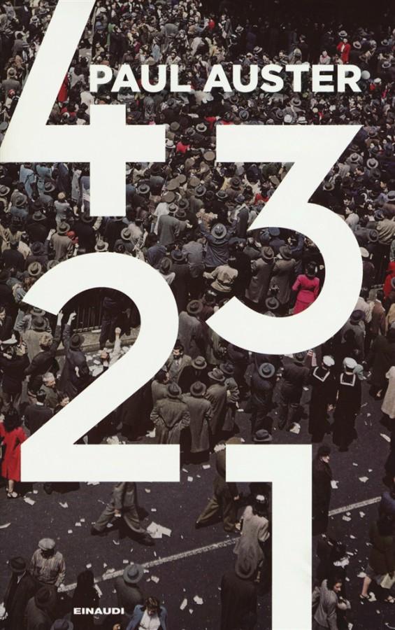 "Paul Auster ""4 3 2 1"""