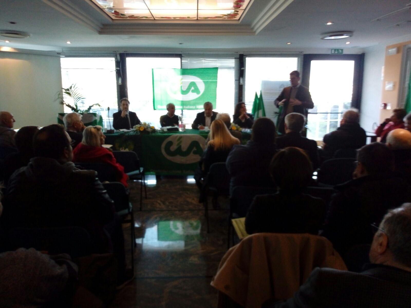 Ugo Marcelli eletto Presidente della Cia di Ascoli, Fermo e Macerata