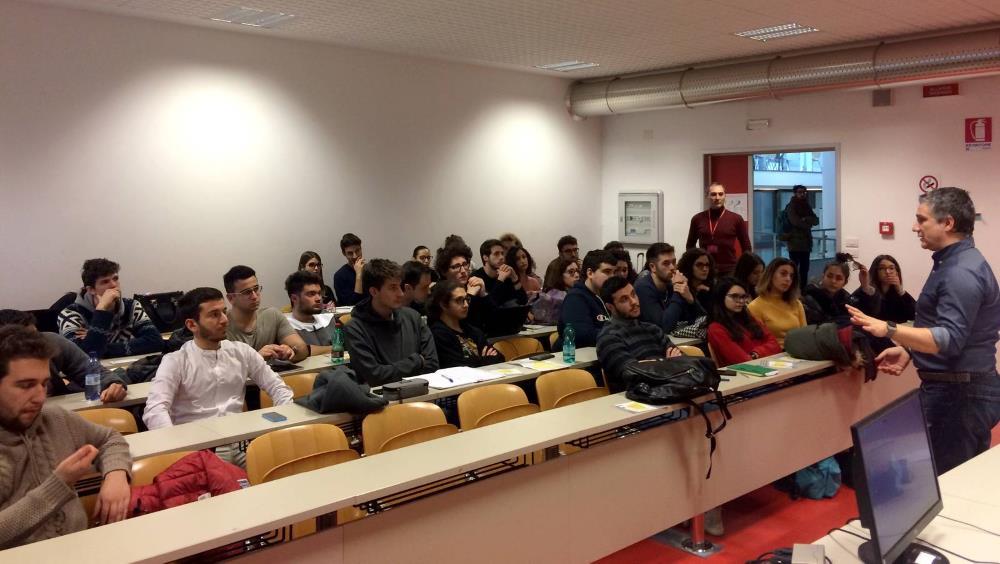 Studenti UniMc pronti a presentare nuove idee di impresa