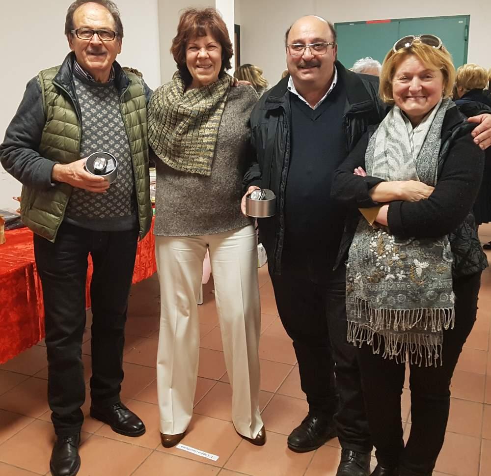 Martelli e Nardini vincono il torneo di burracoa favore dell'Associazione Hozho Onlus
